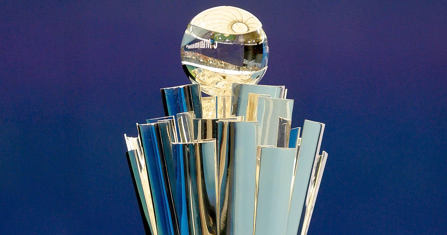 ATP Cup, Trophy