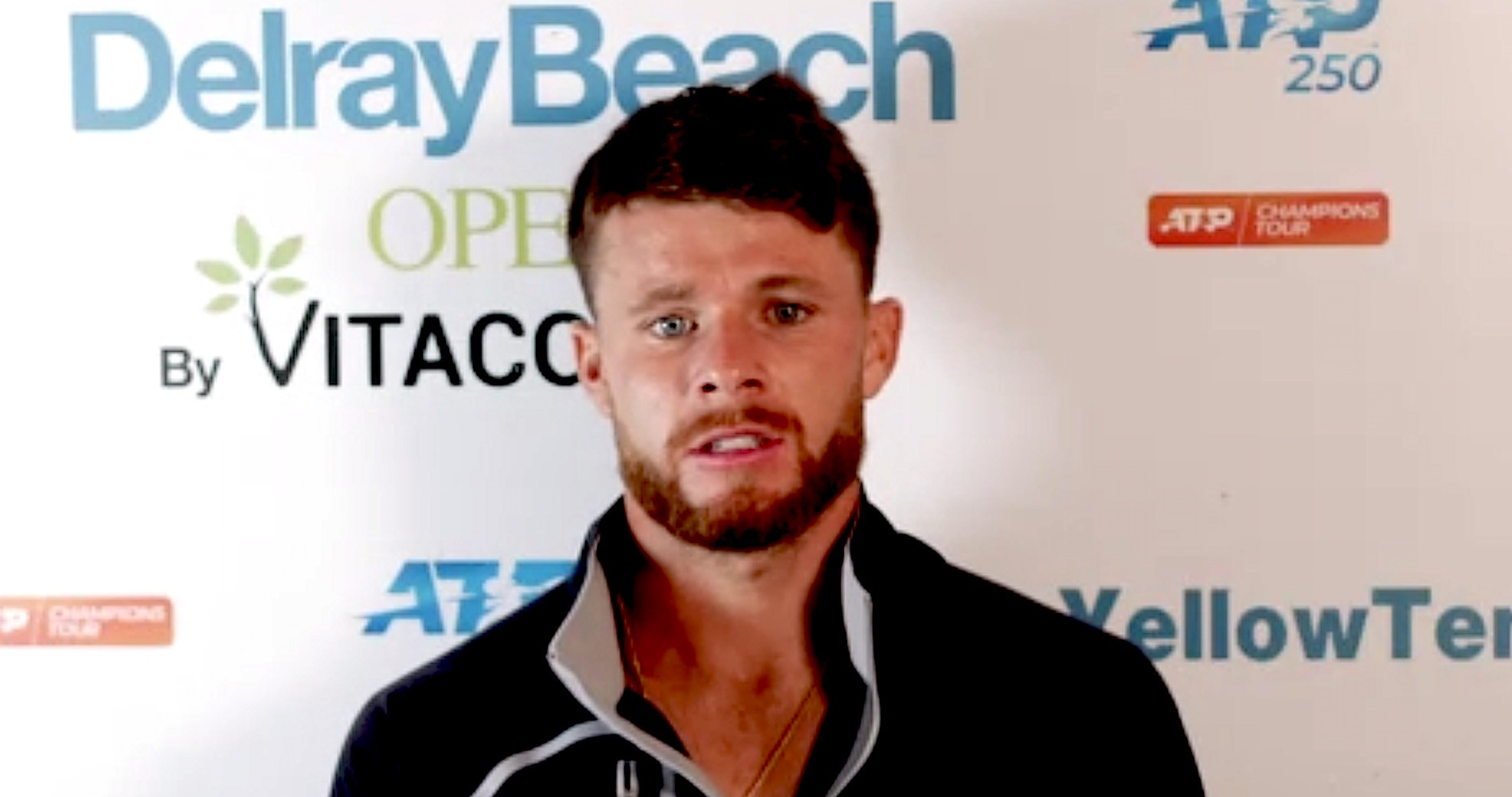 Christian Harrison, Delray Beach, 2020