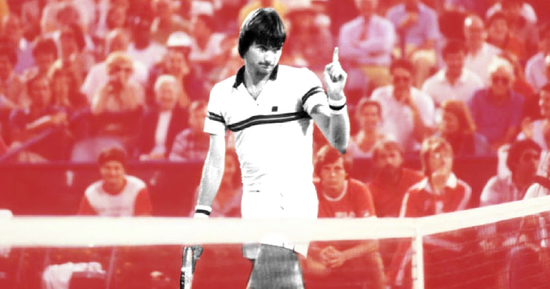 Jimmy Connors, On this day 8/