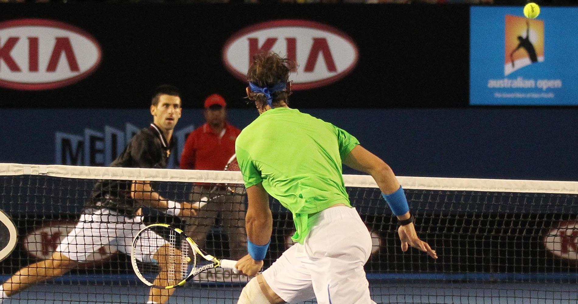 Djokovic-Nadal AO 2012