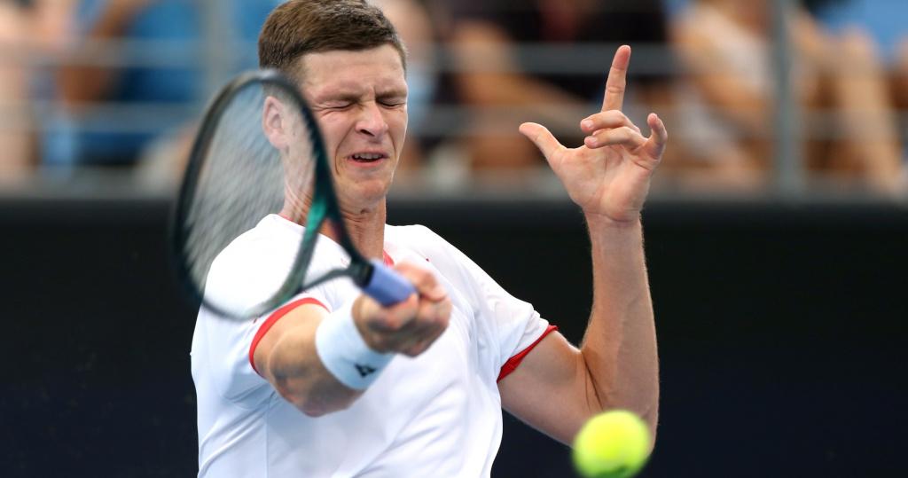 Hubert Hurkacz, ATP Cup 2020