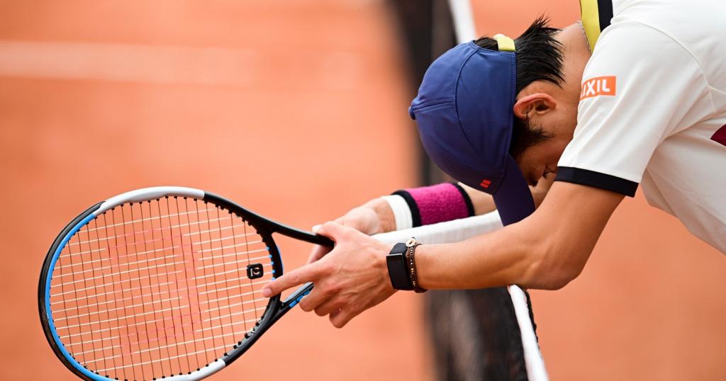 Kei Nishikori, Roland-Garros 2020