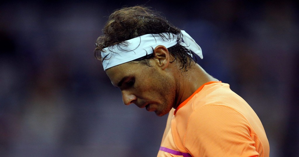 Rafael Nadal, Shanghai, 2016