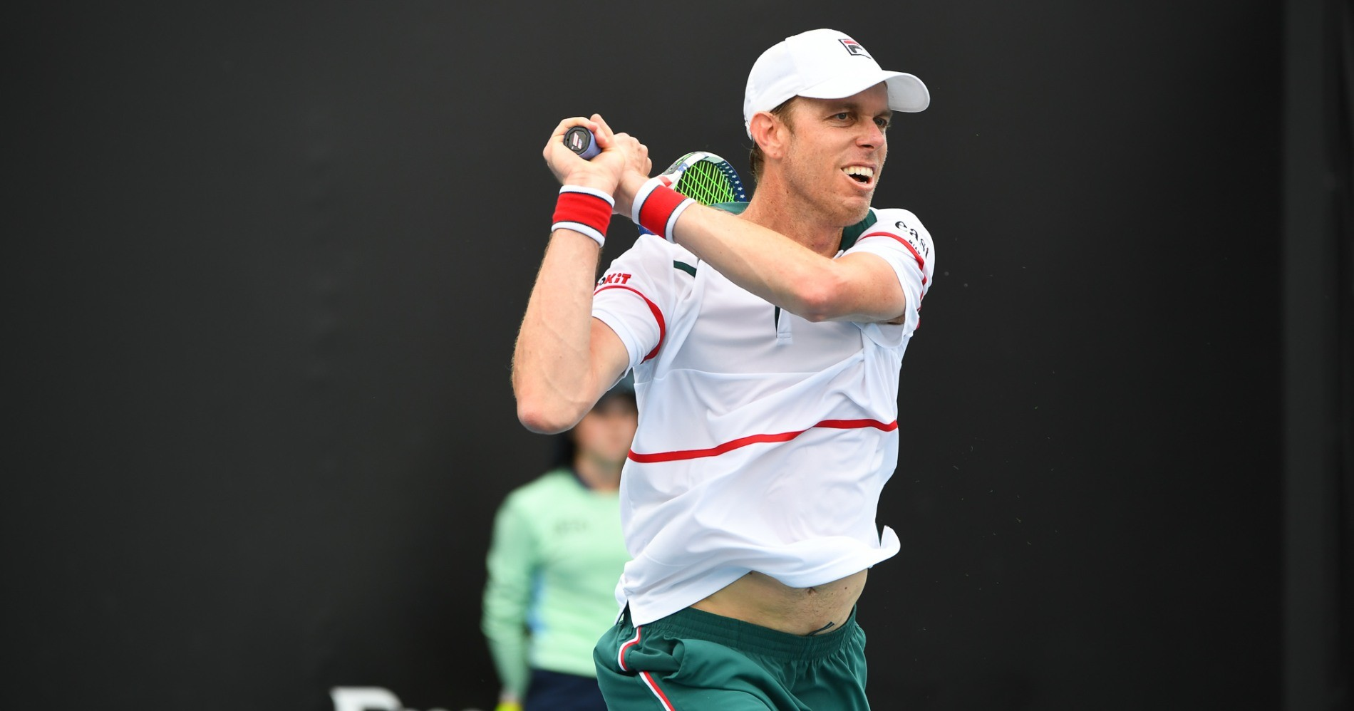 Sam Querrey, Australian Open 2020