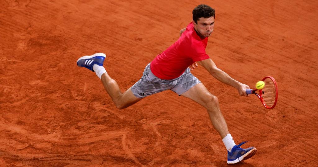 Gilles Simon, Roland-Garros 2020