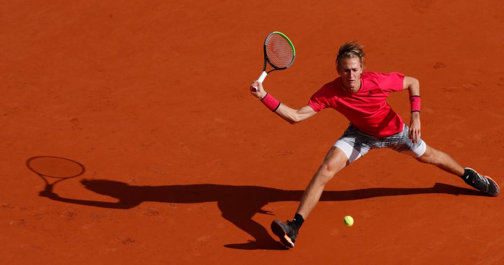 Sebastian Korda - Roland-Garros 2020