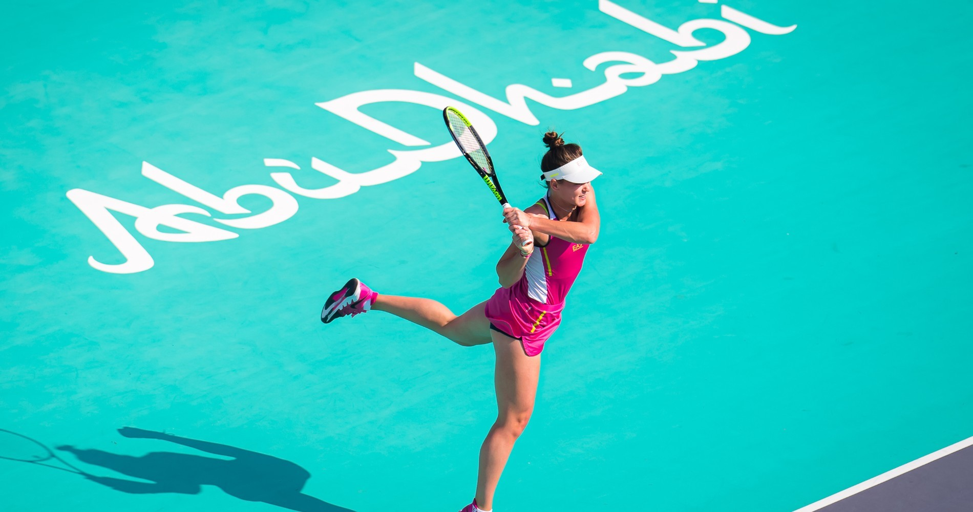 Veronika Kudermetova, Abu Dhabi, 2021