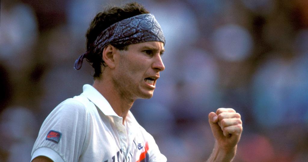 John McEnroe 1990