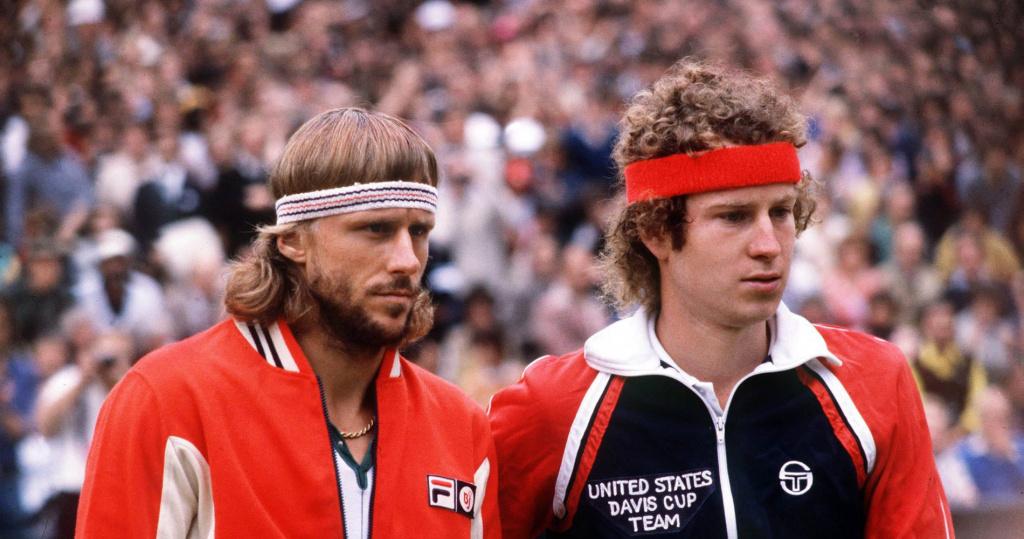 Borg - McEnroe, finale Wimbledon 1980