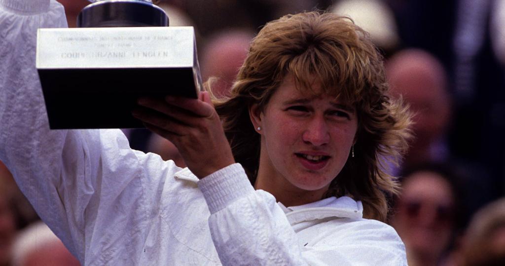 Steffi Graf, Roland-Garros 1987
