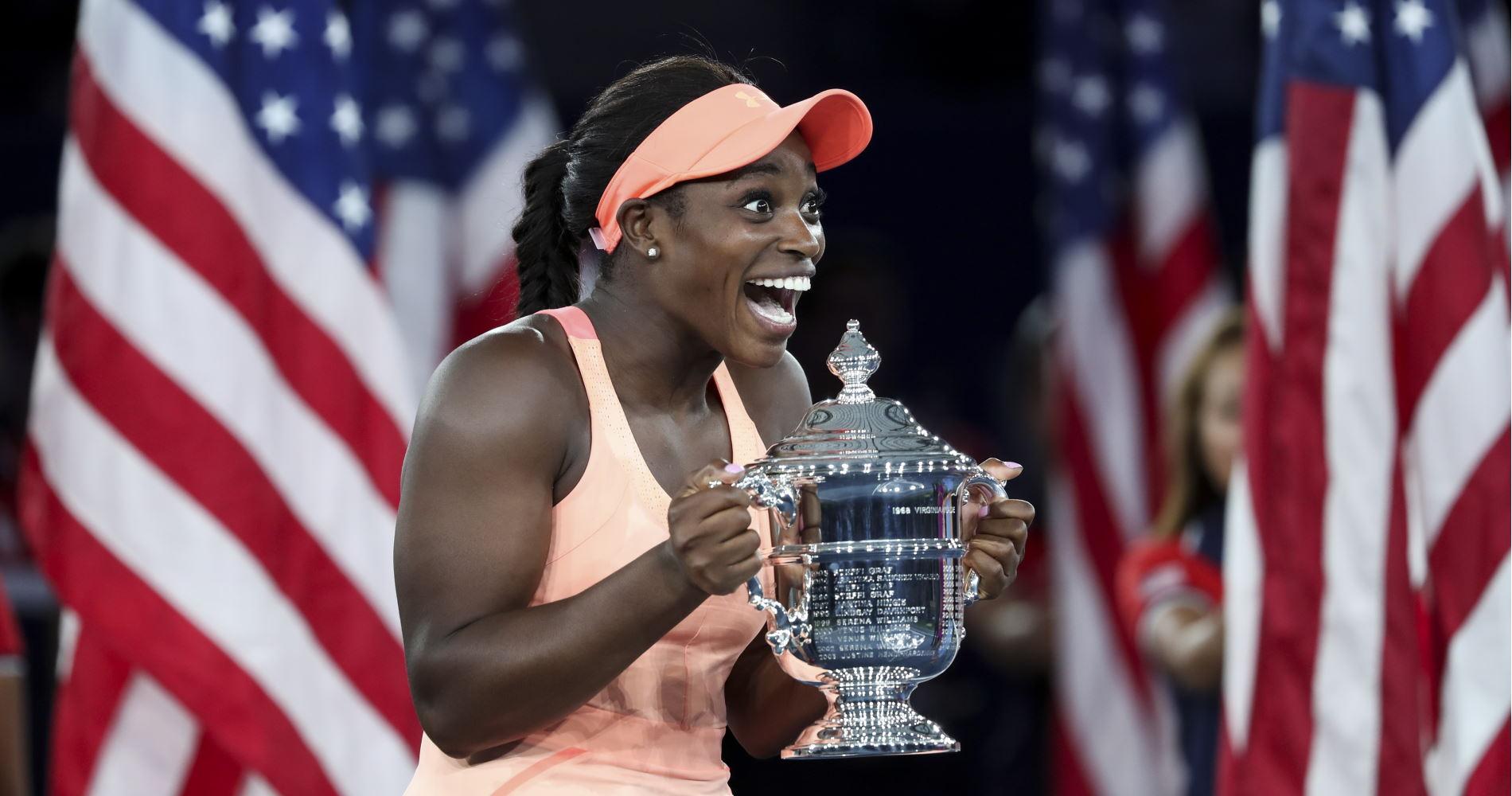 Sloane Stephens, US Open 2017