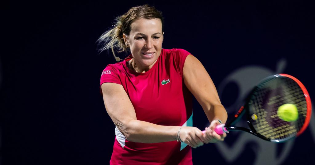 Anastasia Pavlyuchenkova, Abu Dhabi, 2021