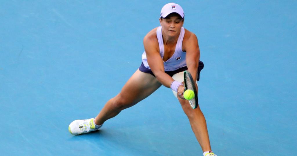 Ashleigh Barty, Australian Open, 2021