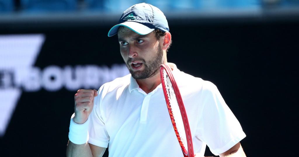 Aslan Karatsev, Australian Open, 2021