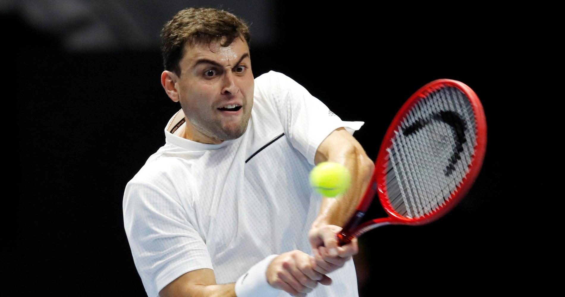 Aslan Karatsev, Open d'Australie 2021