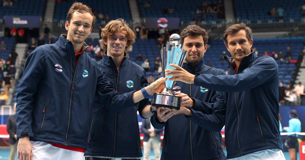 Atp Cup 2021, Russia