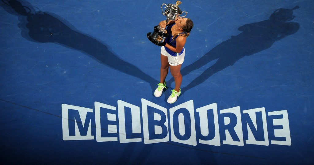 Azarenka Australian Open 2012