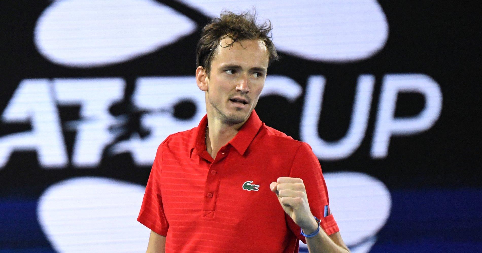 Daniil Medvedev, ATP Cup, 2021