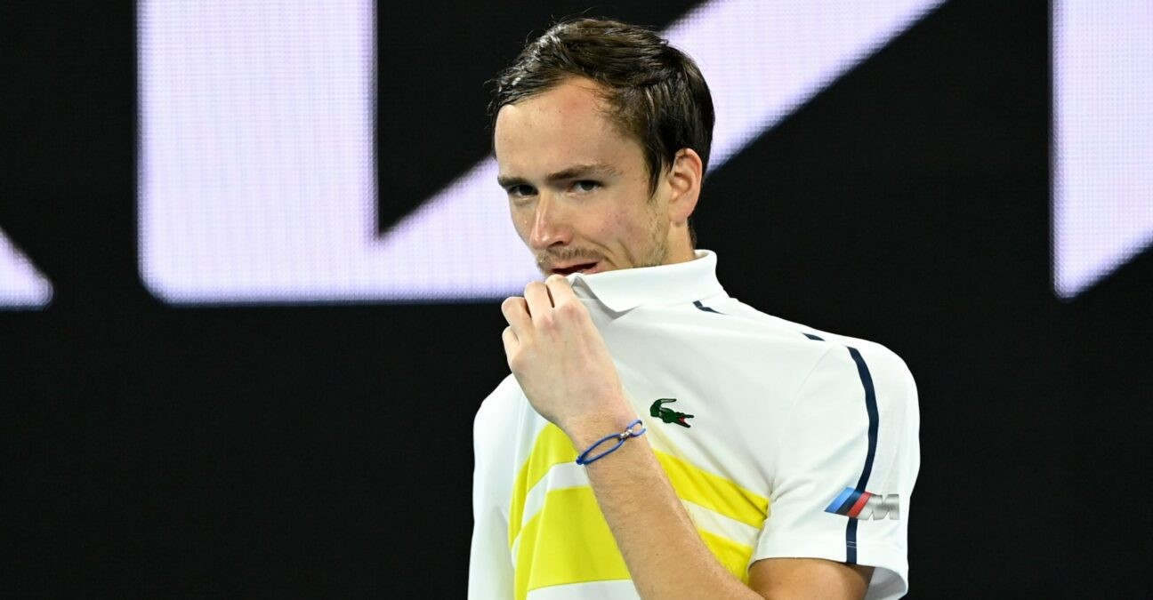 Daniil Medvedev, Australian Open, 2021