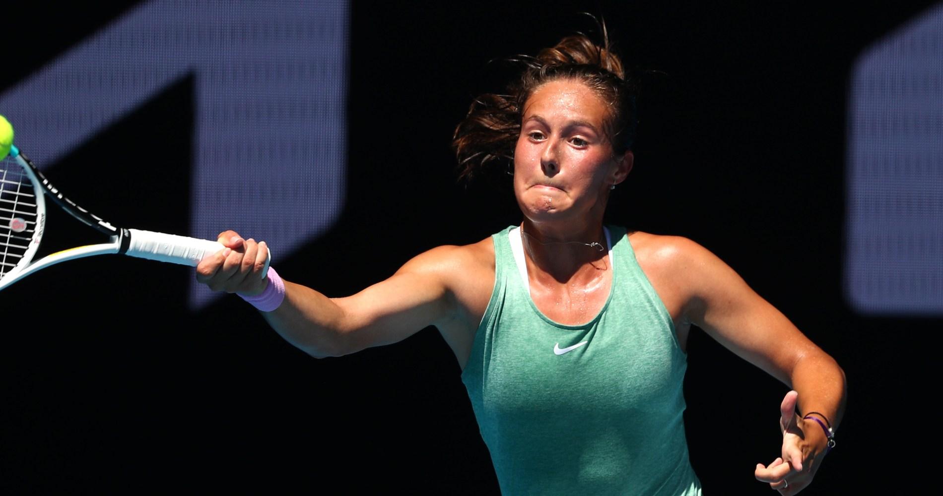 Daria Kasatkina, Australian Open, 2021