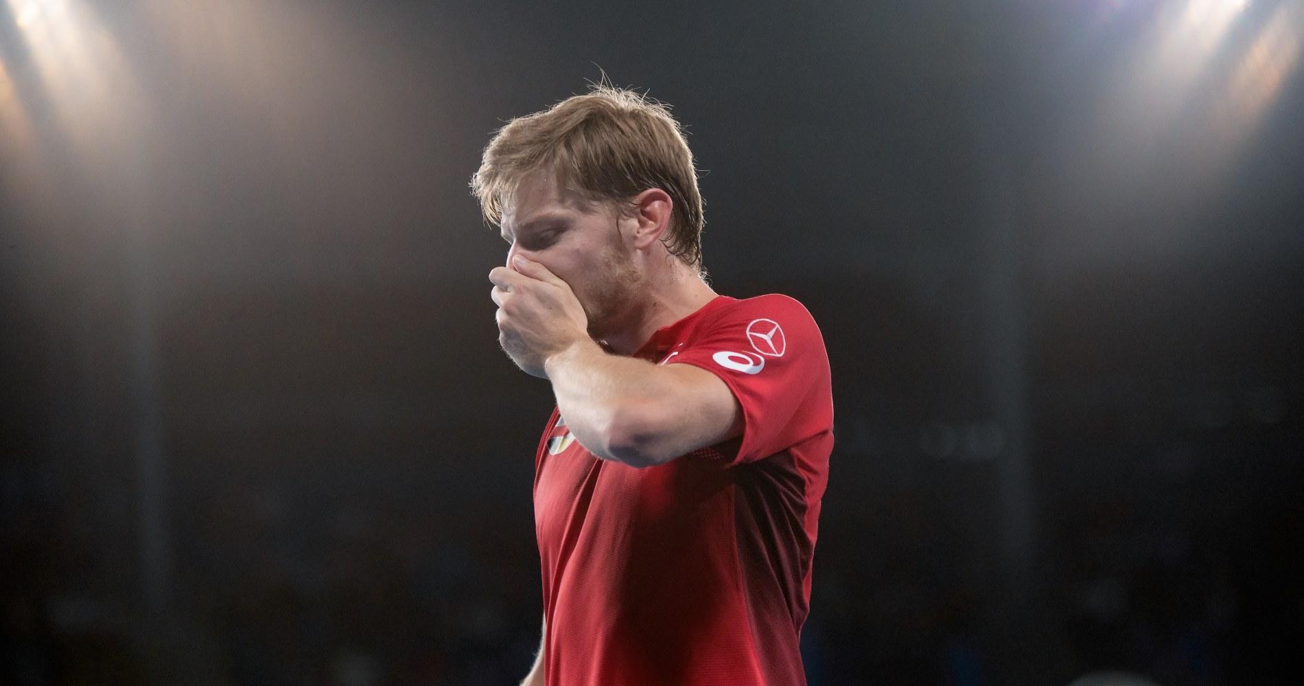 David Coffin, ATP Cup 2020