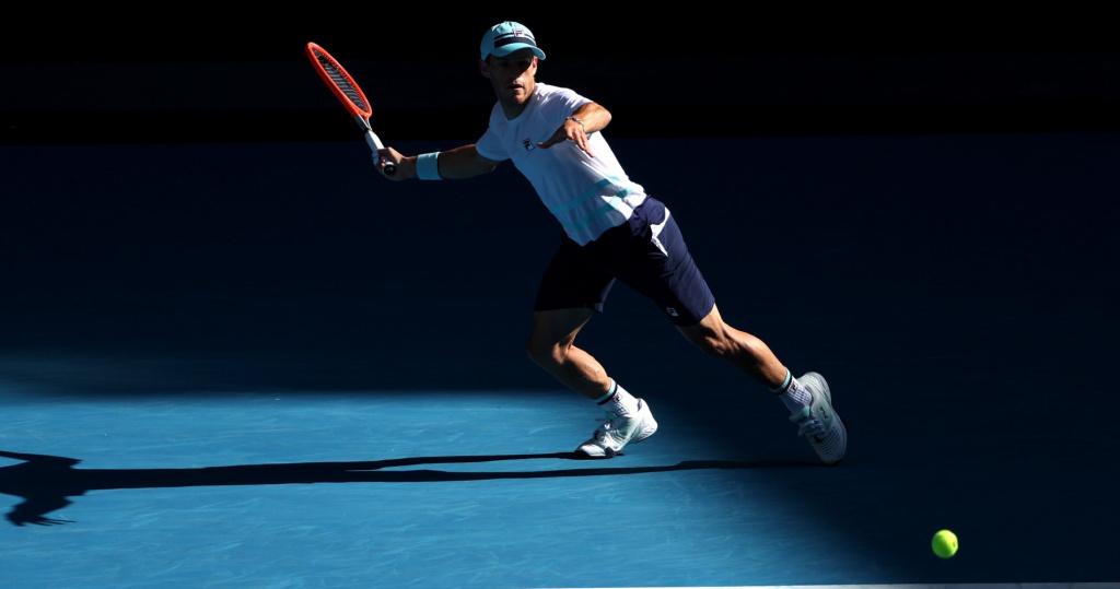 Diego Schwartzman, Australian Open, 2021