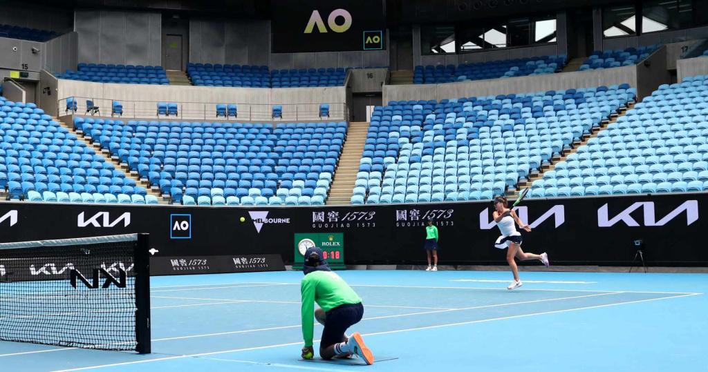 Elina Svitolina, Australian Open, 2021