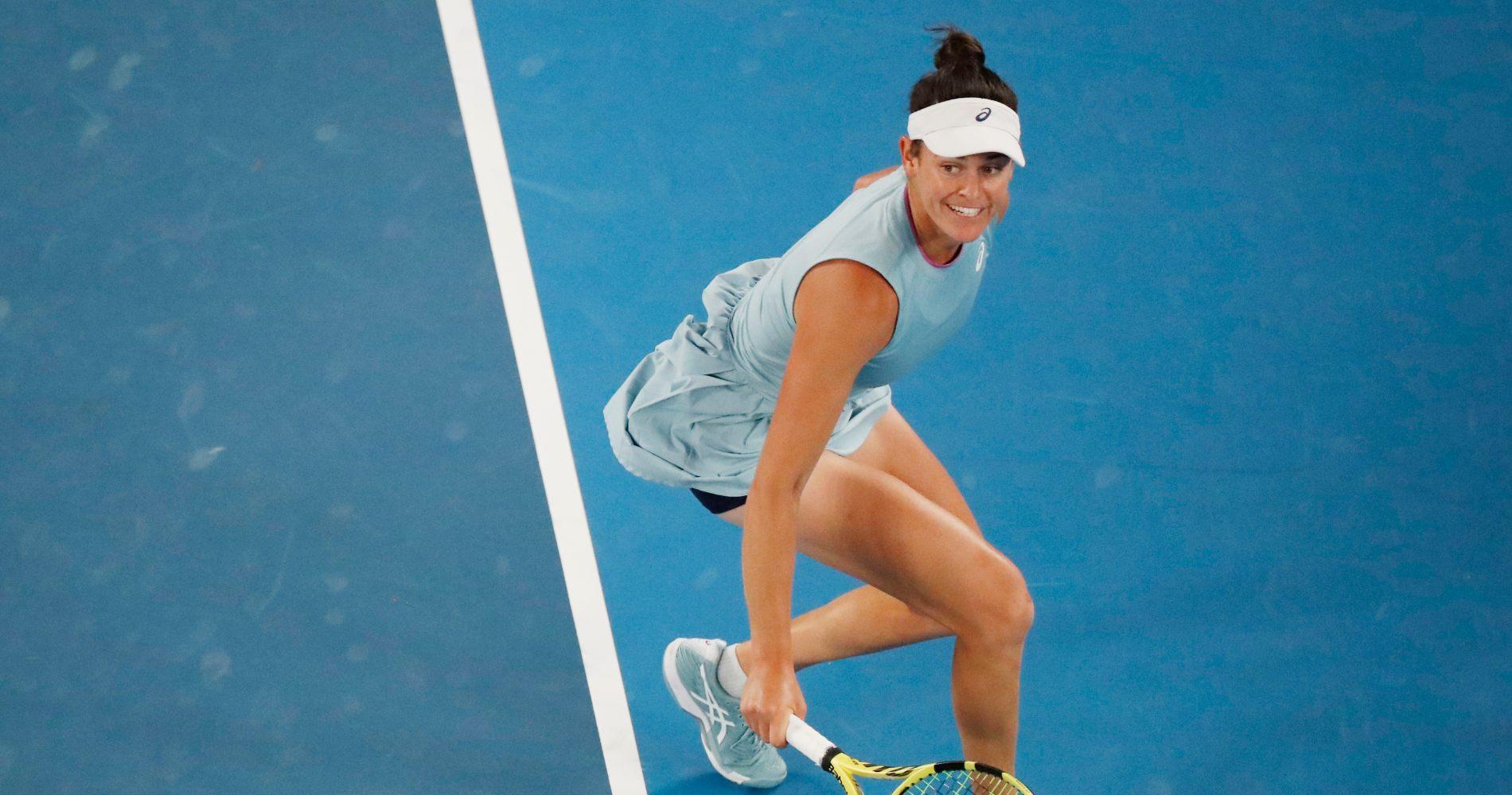 Jennifer Brady, Australian Open, 2021