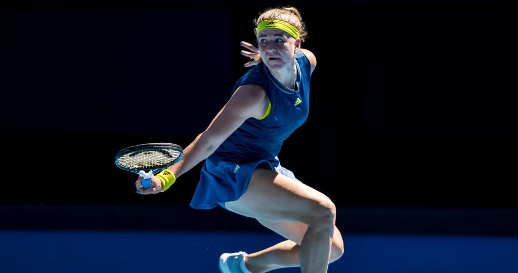 Karolina Muchova, Australian Open, 2021
