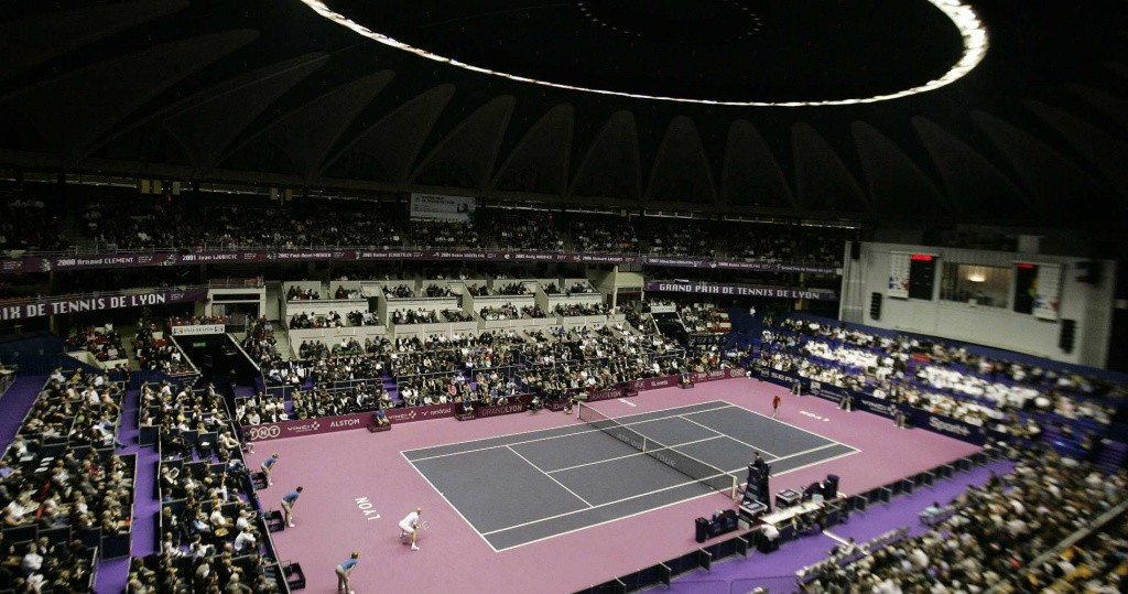 Grand Prix de Tennis de Lyon