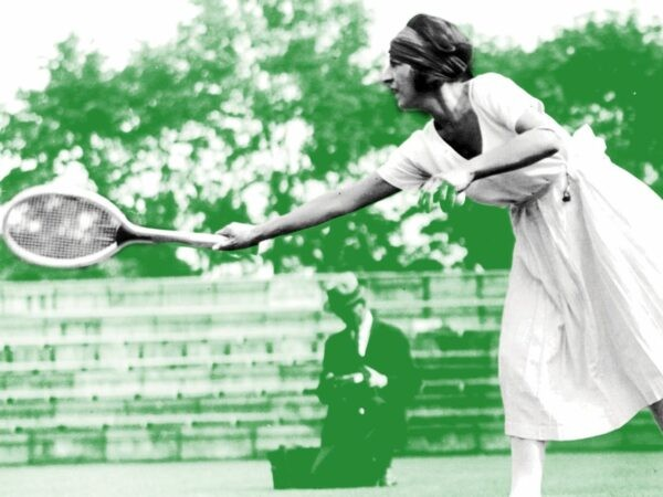 Suzanne Lenglen, On this day