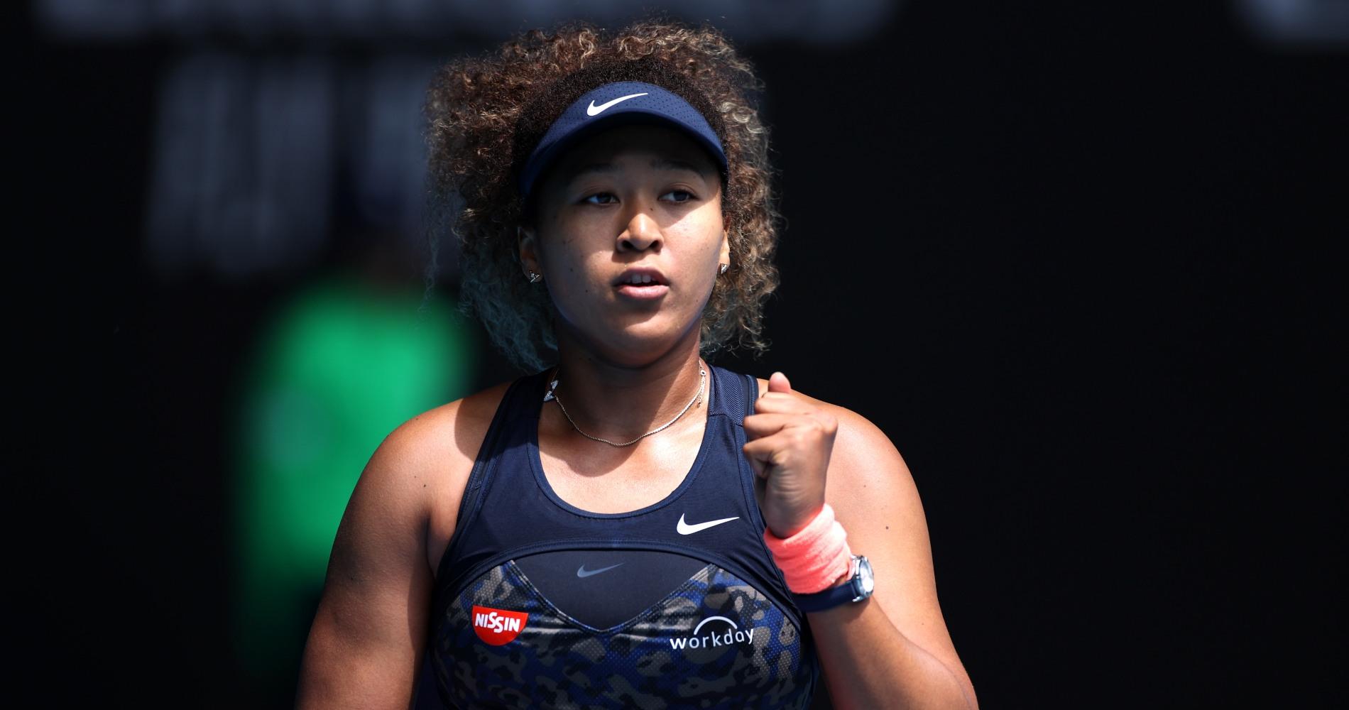 Naomi Osaka, Australian Open, 2021