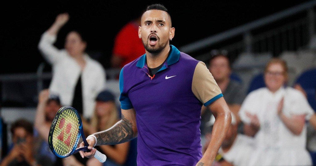 Nick Kyrgios, Australian Open 2021