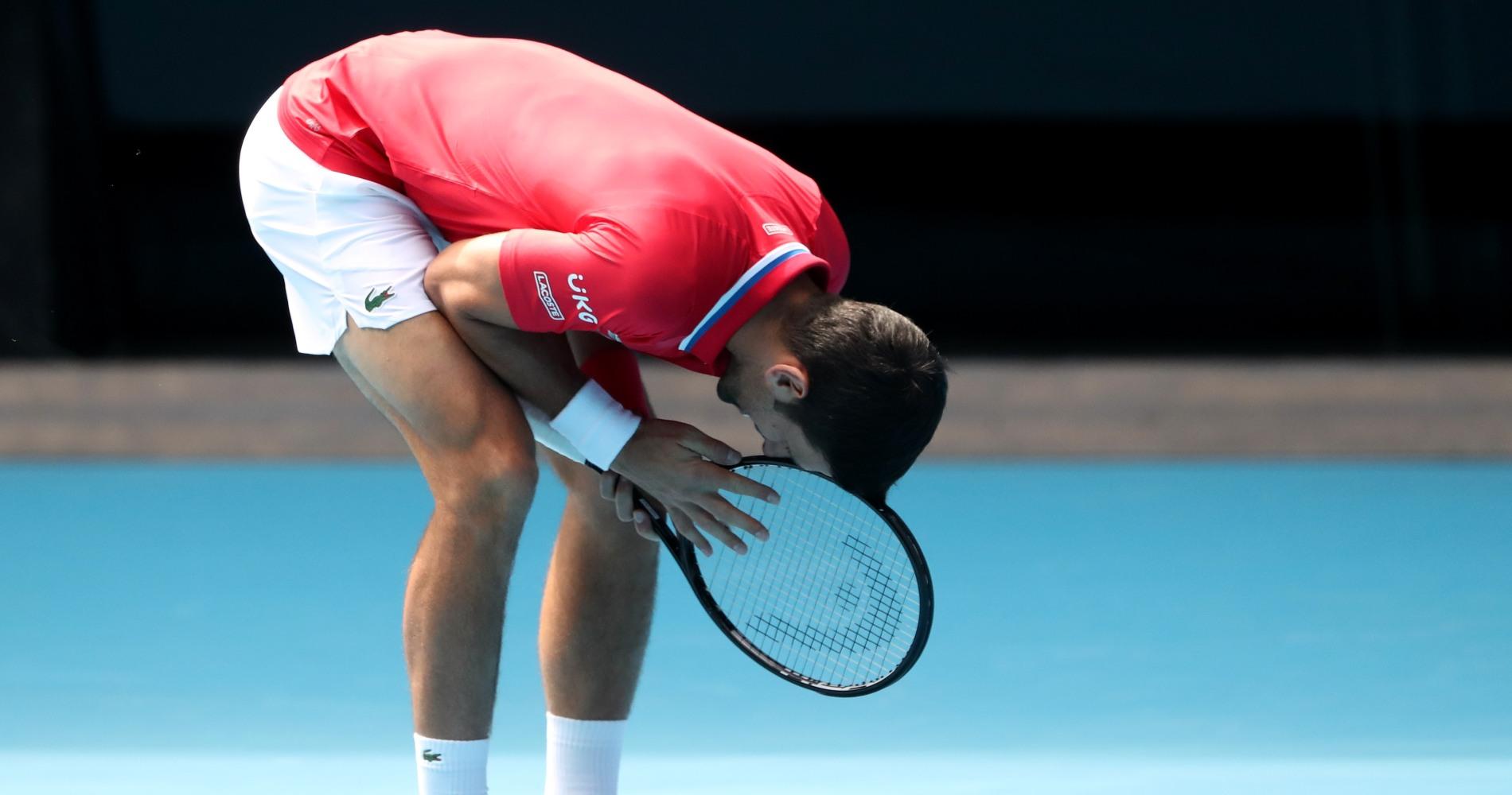 Novak Djokovic, ATP Cup, 2021