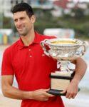 Novak Djokovic, 2021 Australian Open
