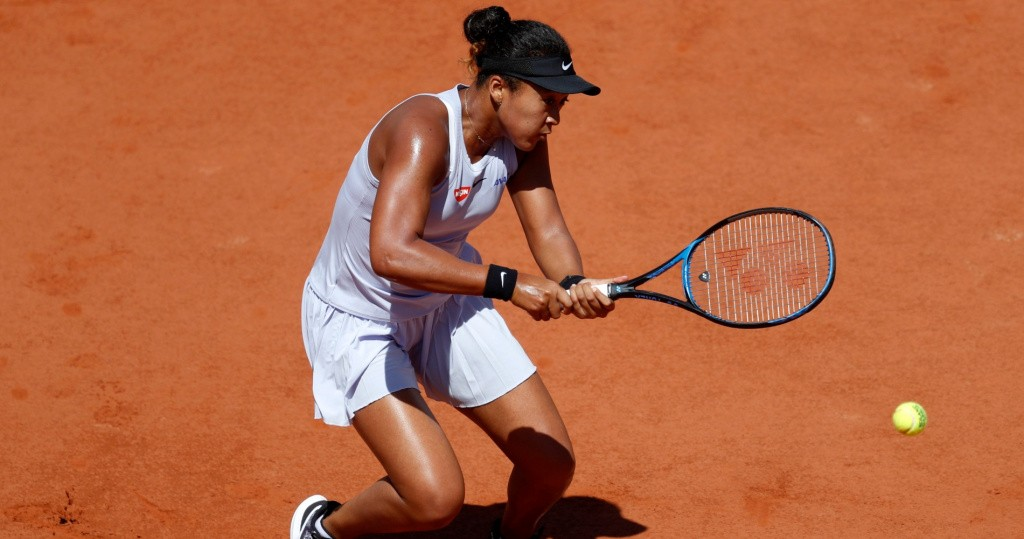 Naomi Osaka Roland-Garros 2019