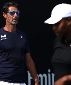 Patrick Mouratoglou, Australian Open, 2021