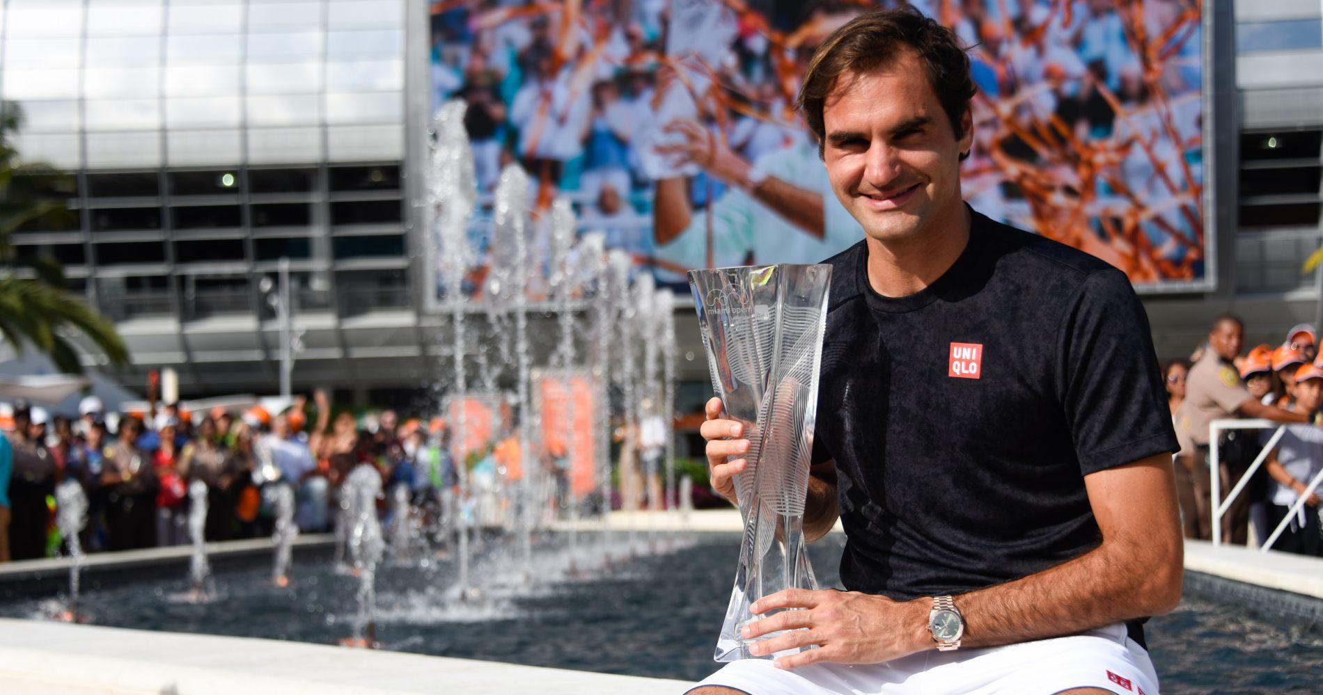 Roger Federer, Miami Open 2019