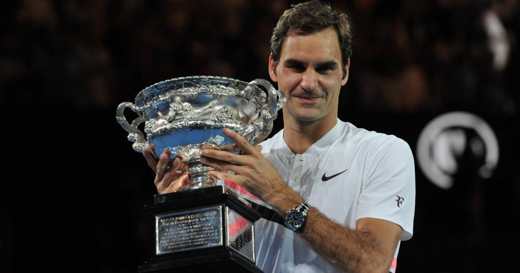 Roger Federer, 20 Grand Slam titles