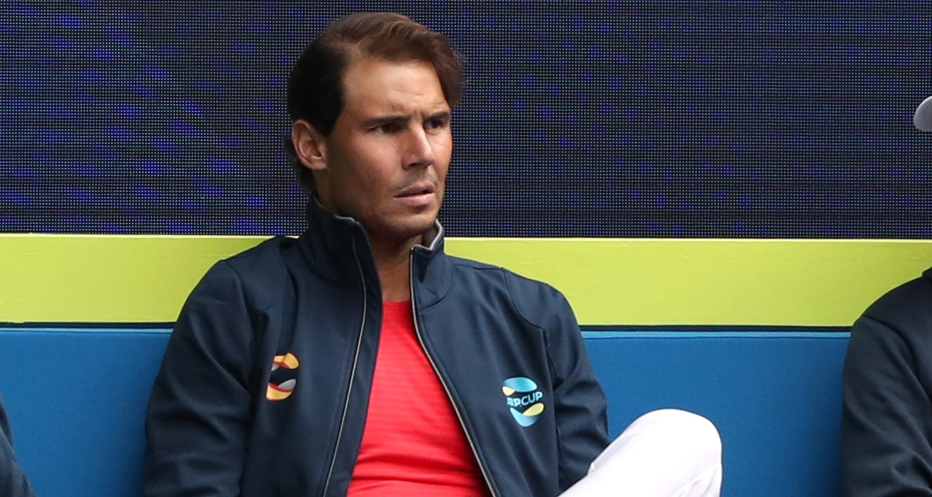 Rafael Nadal ATP Cup 2021
