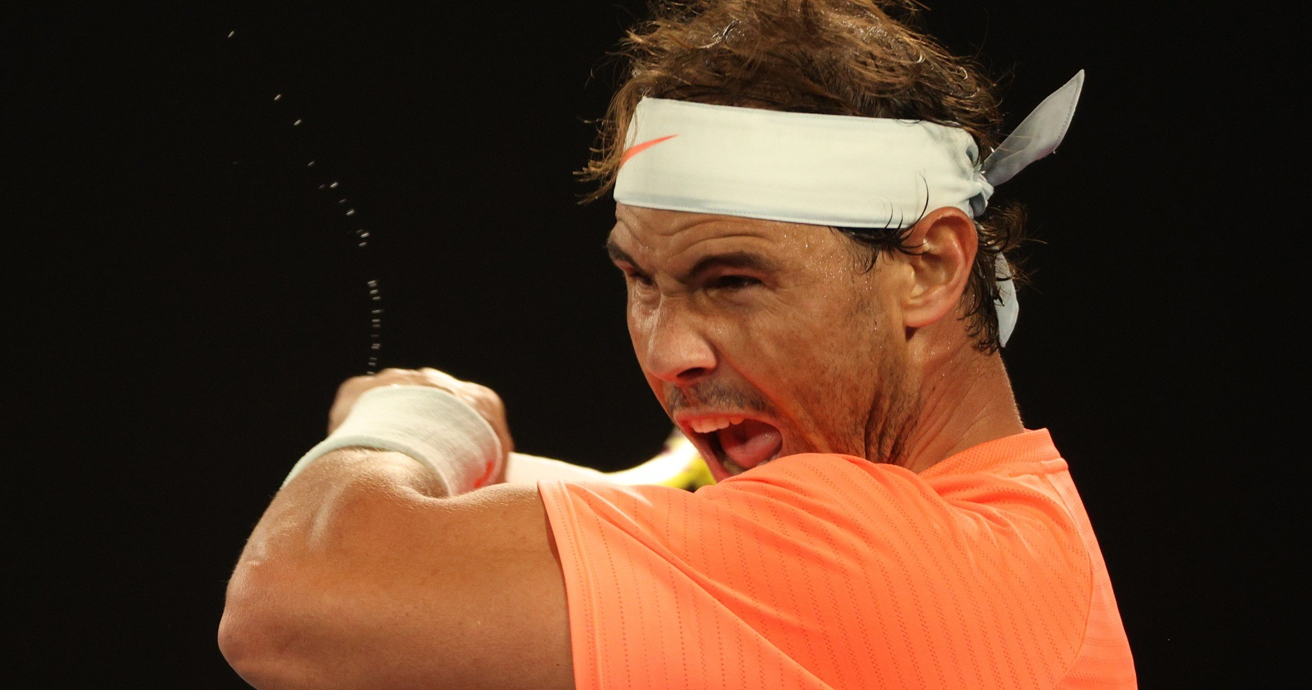 Rafael Nadal Aus Open R3 2021