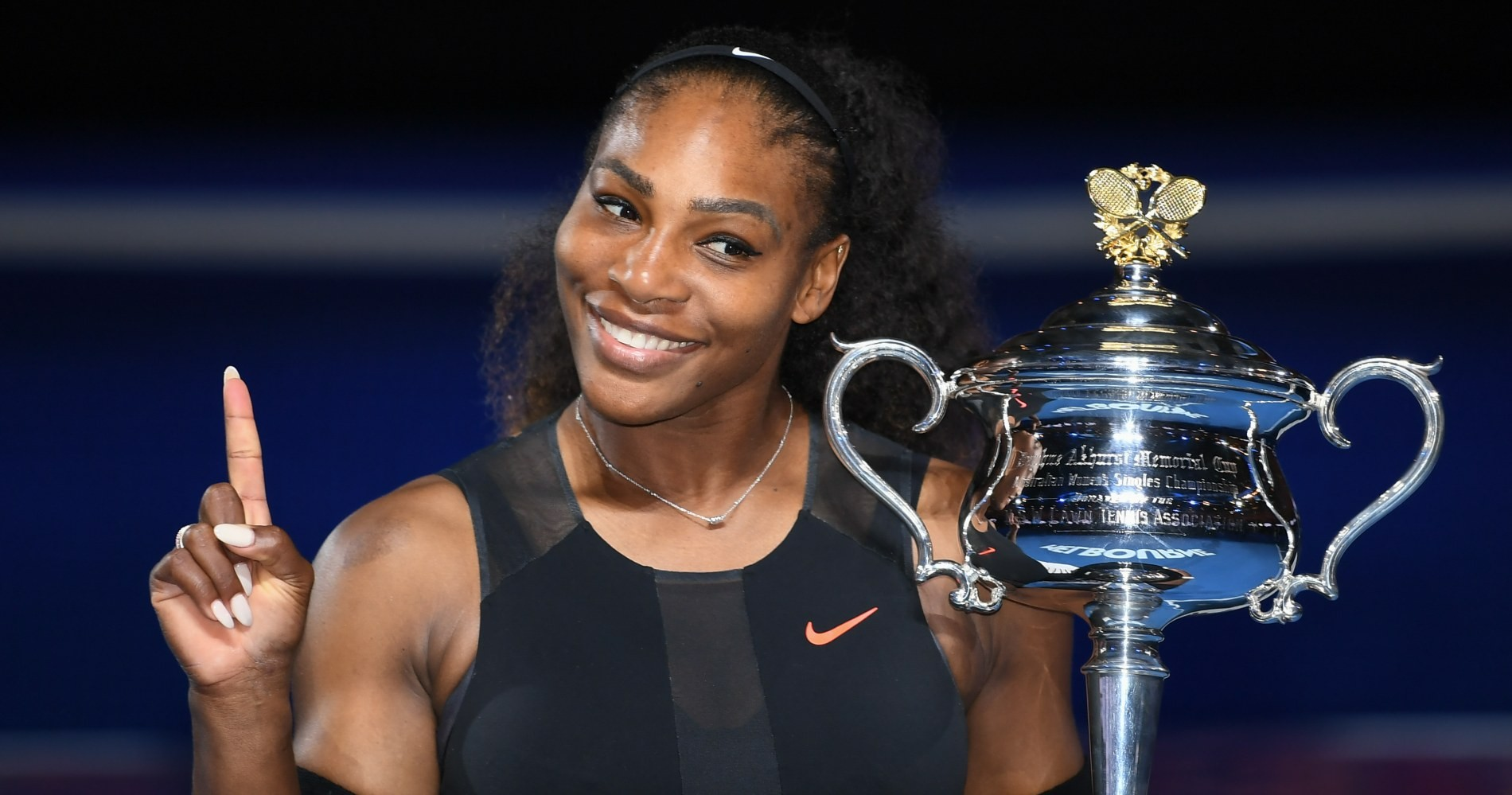 Serena Williams, 23 titres du Grand Chelem