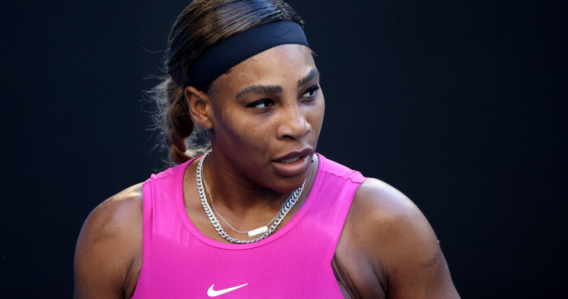 Serena Williams, Melbourne Summer Series 2021