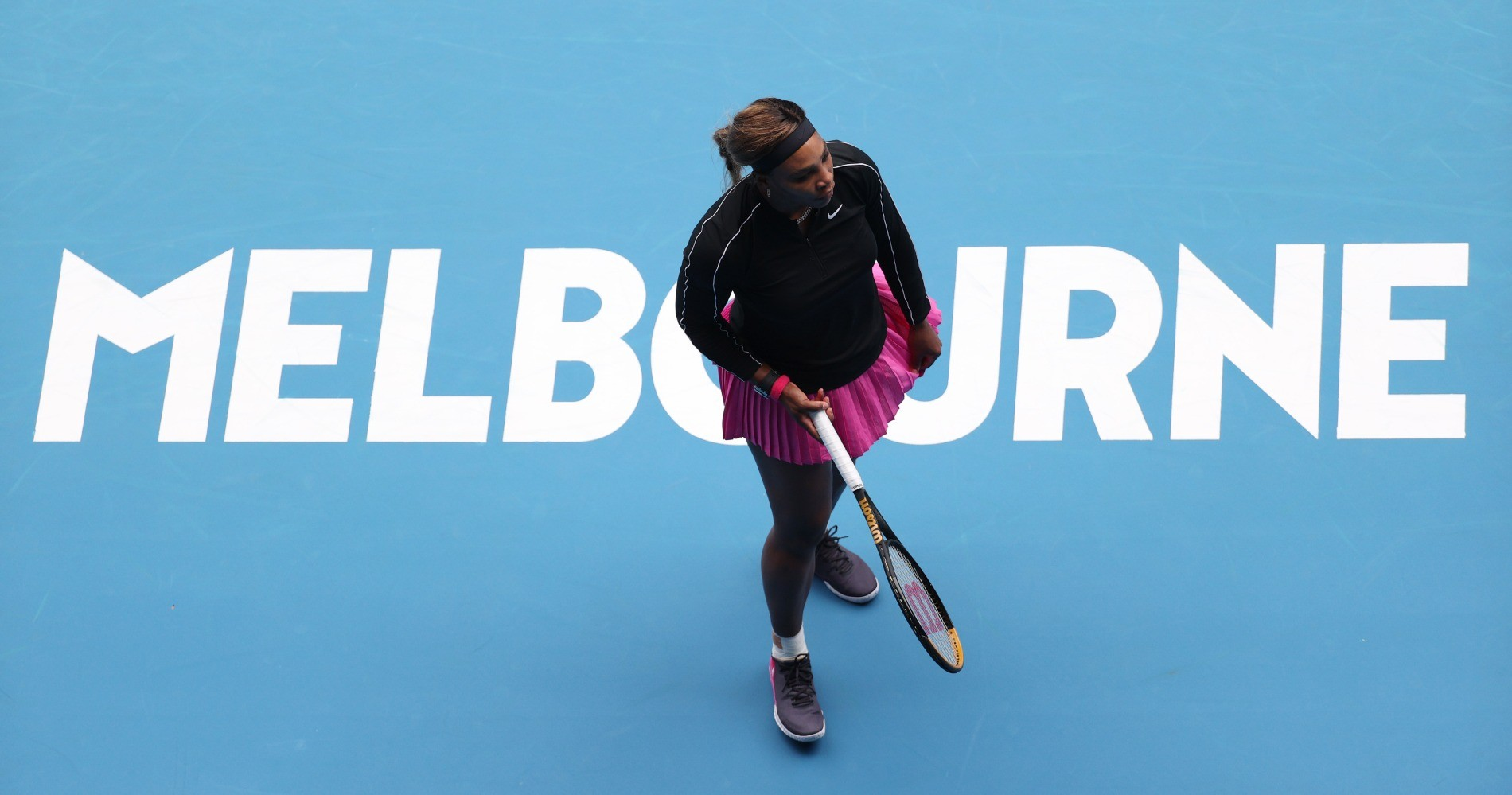 Serena Williams, Melbourne Summer Series 2021