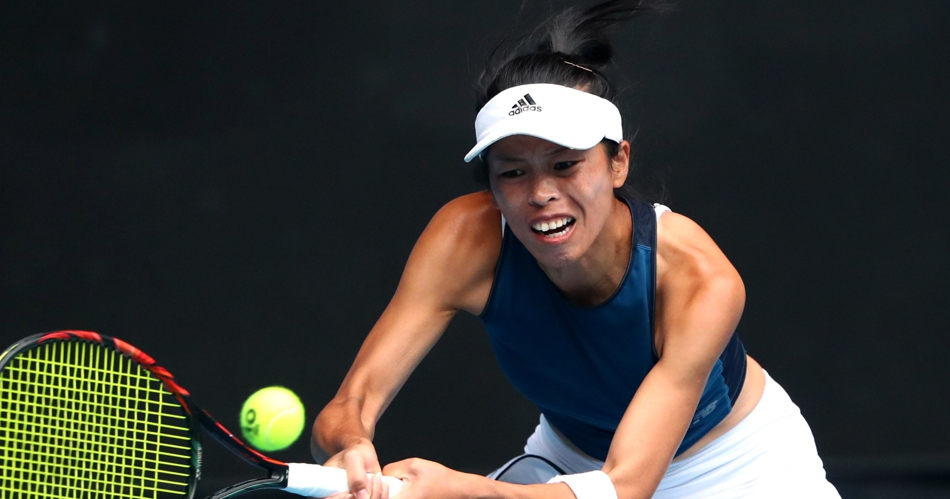 Su-wei Hsieh, Australian Open, 2021