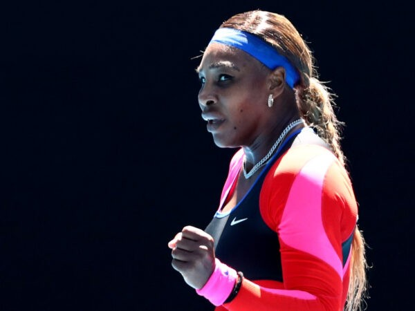 Serena Williams, Melbourne, 2021