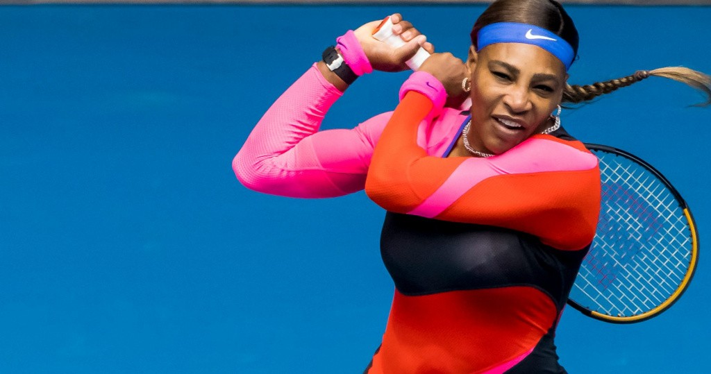Serena Williams New Outfit Australian Open 2021
