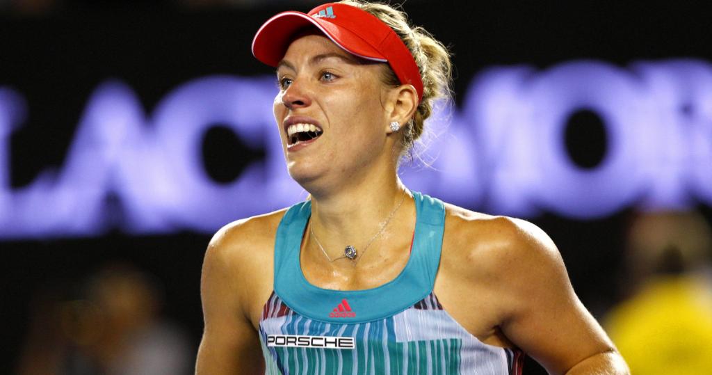Angelique Kerber - Open d'Australie 2016