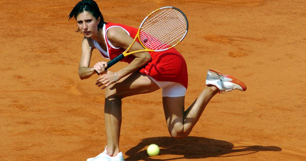Anastia Myskina - Roland-Garros 2004