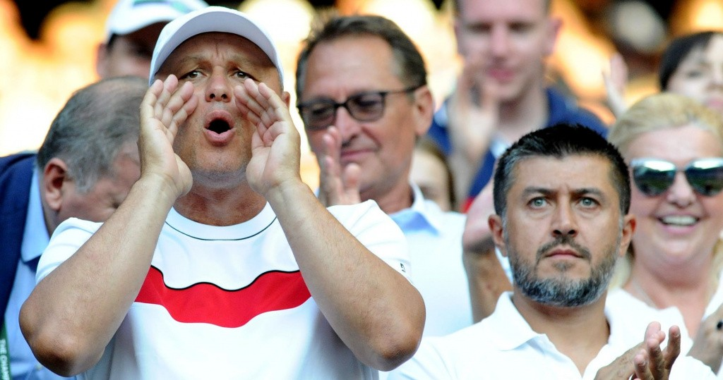 Marian Vajda & Ulises Badio, Roland-Garros, 2018